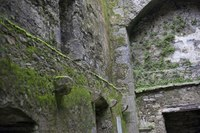 Blarney Castle Interior - Blarney, Ireland