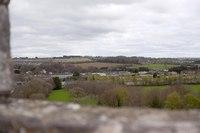 Blarney from Blarney Castle - Blarney, Ireland