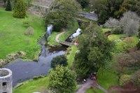 View from Blarney Castle - Blarney, Ireland