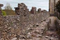 Castle Battlements - Blarney, Ireland