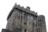 The Castle and its famed Rock - Blarney, Ireland