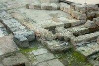 Malaga's Roman Theater ruins - Malaga, Spain