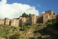 The Alcazaba of Malaga - Malaga, Spain