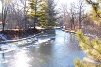 DuPage River in Naperville - Naperville, United States
