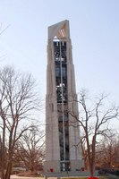The Moser Tower and its Millennium Carillon - Naperville, United States