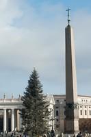Obélisque égyptien du Vatican - Cité du Vatican, Saint-Siège