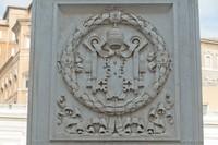 Emblème de la Fabrique de Saint-Pierre (Reverenda Fabrica Sancti Petri) - Saint-Siège