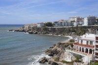 Nerja coastline - Nerja, Spain