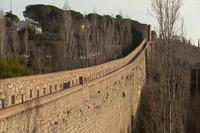 Girona City Wall - Girona, Spain