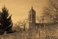 Campanile della Cattedrale di Girona - Girona, Spagna