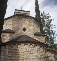 Sant Nicolau chapel - Girona, Spain
