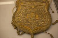Tefillin bag from the 19th century - Girona, Spain