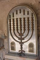 Commemorative plaque of the Rabbi Moses ben Nahman - Girona, Spain