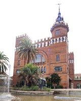 Castle of the Three Dragons - Barcelona, Spain