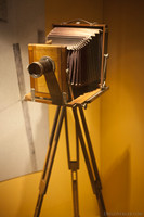 Travel photography camera from 1880-1900 - Girona, Spain