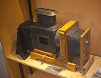 Coronet photographic enlarger from 1850-1900 - Girona, Spain