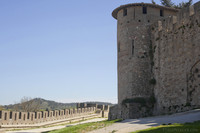 Tower de la Marquière - Carcassonne, France