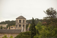 Belfry of the Sant Pere de Galligants monastery - Girona, Spain