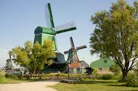 De Gekroonde Poelenburg and Verfmolen De Kat - Zaandam, Netherlands