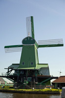 The Gekroonde Poelenburg in Zaanse Schans - Zaandam, Netherlands