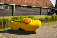 Giant clogs - Zaandam, Netherlands