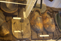 Clogs for horses and for working on the fields - Zaandam, Netherlands