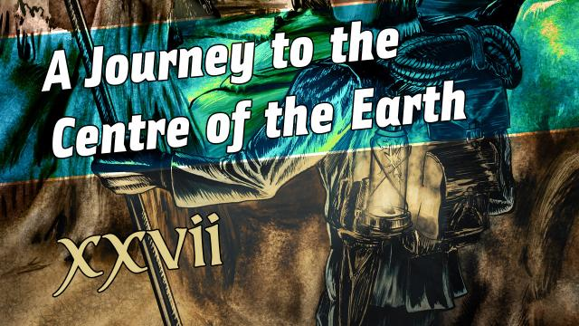 Story Clip: A Journey to the Centre of the Earth