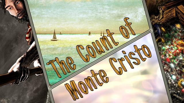 Visual audiobook: The Count of Monte Cristo